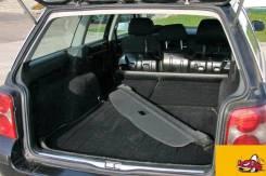 Шторка багажника. Volkswagen Passat, 3B, 3B3, 3B6