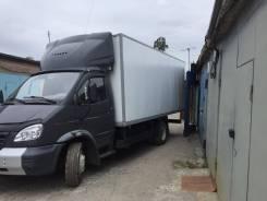 ГАЗ 3310. Валдай изотермический фургон, 3 800 куб. см., 4 000 кг.