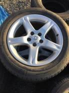 Литье Lexus с японской резиной Michelin 235/55/17. x17 5x114.30