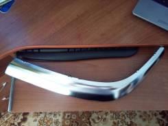 Накладка на бампер. ГАЗ 31105 Волга
