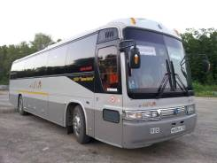 Kia Granbird. Продается Туристический автобус KIA Granbird, 1998 года, 6 800 куб. см., 43 места