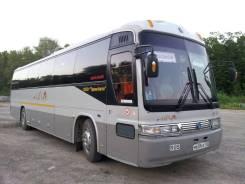 Kia Granbird. Продается Туристический автобус KIA Granbird, 1998 года, 43 места