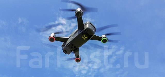 Квадрокоптер DJi Spark Fly More Combo! Оригинал! Новый! iStore
