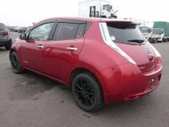 Nissan Leaf. AZEO