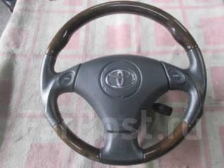 Руль. Toyota: Hilux Surf, Corolla Fielder, Land Cruiser, Allex, Land Cruiser Prado, Brevis, Allion, Alphard, Aristo, Avensis, Avensis Verso, Picnic Ve...