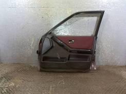 Дверь боковая Audi 80 (B3) 1986-1991, правая передняя