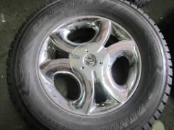 Bridgestone. 7.0x17, 6x139.70, ET30, ЦО 106,1мм.