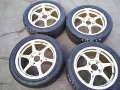 SSR Type-C. 7.0x16, 4x114.30, ET42