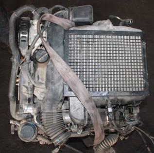 Двигатель в сборе. Toyota Hilux Surf, KDN185 Toyota Land Cruiser Prado, KDJ90, KDJ95 Двигатель 1KDFTV