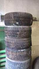 Bridgestone Blizzak WS-60. Зимние, без шипов, 2009 год, износ: 40%, 4 шт