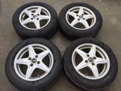 175/65 R14 Bridgestone Blizzak Revo2 литые диски 4х100 (L13-1405). 5.5x14 4x100.00 ET45