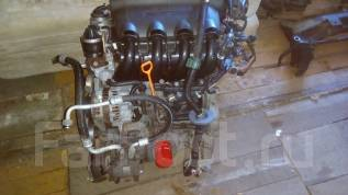 Двигатель в сборе. Honda Fit, GD1 Двигатель L13A