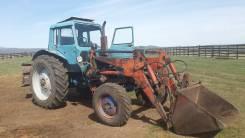 МТЗ 82. Продам трактор МТЗ-82 с куном, 1 000 куб. см.