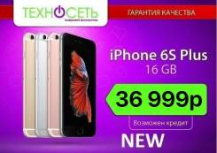 Apple iPhone 6s Plus 16Gb. Новый