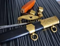Ножны и комплектующие к кортику ВМФ ЗИК Оригинал! Обмен!