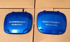 Заглушка бампера. Subaru Impreza, GG2