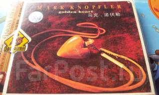 Audio CD. Mark Knopfler (Dire Straits). Golden Heart. Торг!