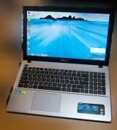 """Asus X550CC. 15.6"""", 1,8ГГц, ОЗУ 4096 Мб, диск 320 Гб, WiFi, Bluetooth"""