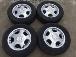 "195/65 R15 Bridgestone Blizzak Revo GZ литые диски 4х4 (L13-1506). 5.0x15"" 4x100.00, 4x114.30"