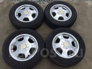195/65 R15 Bridgestone Blizzak Revo GZ литые диски 4х4 (L13-1506). 5.0x15 4x100.00, 4x114.30