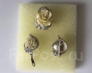 Комплекты ювелирных украшений. Под заказ