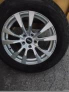 Sakura Wheels. 7.0x17, 5x114.30, ET42, ЦО 59,0мм.