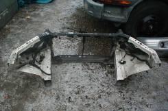 Рамка радиатора. Toyota Mark II, GX110, JZX110 Двигатели: 1JZFSE, 1JZGTE, 1GFE, 1JFSE