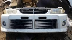 Бампер. Nissan Expert, VENW11, VW11, VNW11, VEW11 Nissan Avenir, SW11, W11, PNW11, PW11, RNW11, RW11, VENW11, VEW11, VNW11, VW11 Двигатели: QG18DE, YD...