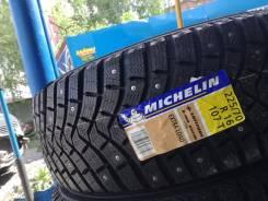 Michelin Latitude X-Ice North. Зимние, шипованные, без износа, 4 шт