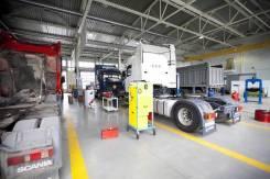 Ремонт и диагностика грузовых авто: кпп, двс, топливной, ходовой, тормозов.