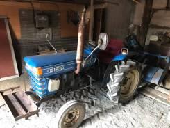 Iseki. Трактор TS1610