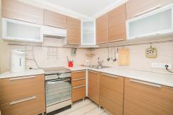 3-комнатная, улица Некрасовская 98. Некрасовская, 60 кв.м. Кухня