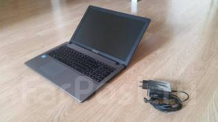 "Asus X550L. 15.6"", 1,7ГГц, ОЗУ 6144 МБ, диск 750 Гб, WiFi, Bluetooth, аккумулятор на 4 ч."