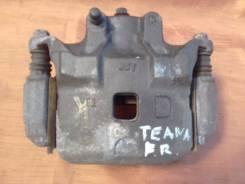 Суппорт тормозной. Nissan Versa Nissan Teana, J31, TNJ31, PJ31 Двигатели: QR25DE, VQ35DE, VQ23DE, QR20DE