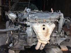 Двигатель в сборе. Honda Orthia, EL3 Двигатель B20B