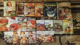Кулинарные книги одним лотом