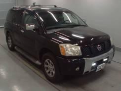 Nissan Armada, 2009