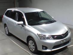 Toyota Corolla Fielder. автомат, 4wd, 1.5 (103 л.с.), бензин, б/п