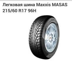 Maxxis MA-SAS. Всесезонные, 2013 год, без износа, 1 шт
