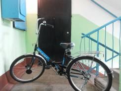Новый велосипед подростковый