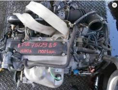 Двигатель в сборе. Toyota Duet Daihatsu Mira Gino 1000 Daihatsu YRV Daihatsu Storia Двигатель EJVE