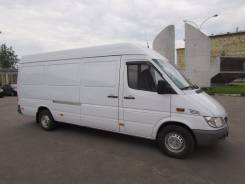 Mercedes-Benz Sprinter 311 CDI. Mercedes-Benz 311 CDI, 2 500 куб. см., 1 500 кг.