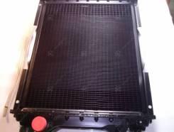 Радиатор охлаждения двигателя. МТЗ 80