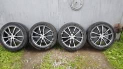 Летние Колеса Dunlop Direzza DZ101 225/45 R18, диски Lehrmeister R18