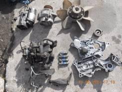 Генератор. Toyota Town Ace Двигатели: 2C, 3CT, 2CT