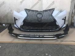 Губа. Toyota RAV4, XA40