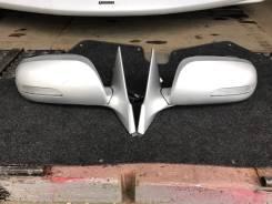 Зеркало заднего вида боковое. Toyota: Vitz, Wish, Mark X, Camry, Prius