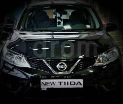 Nissan Tiida. C13, HR16DE
