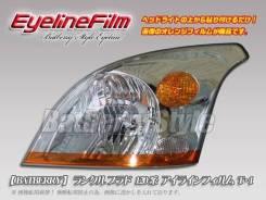 Накладка на фару. Toyota Land Cruiser Prado, KZJ120