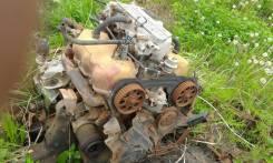 Двигатель в сборе. Nissan Bluebird Maxima, PU11 Двигатель VG20ET